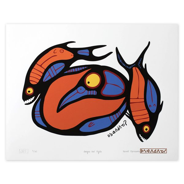 Images and Myths - Norval Morriseau