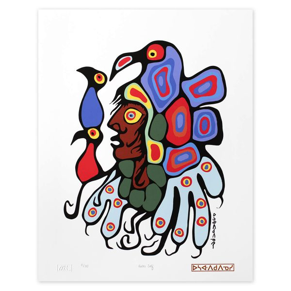 Outer Self - Norval Morriseau